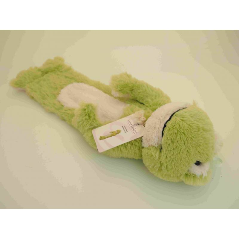 Hot Water Bottle -  3D Frog cover