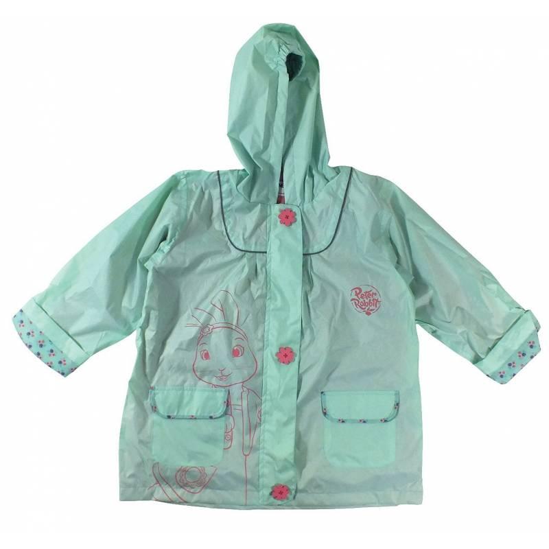 Lily Bobtail  Raincoat
