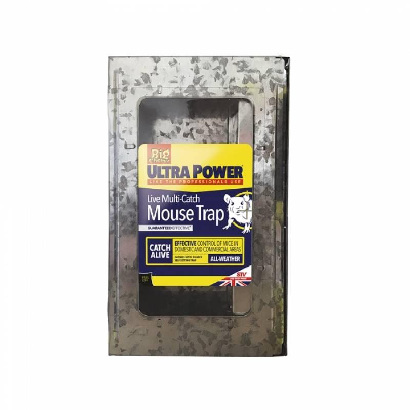 Ultra Power Live Multi-Catch Mouse Trap