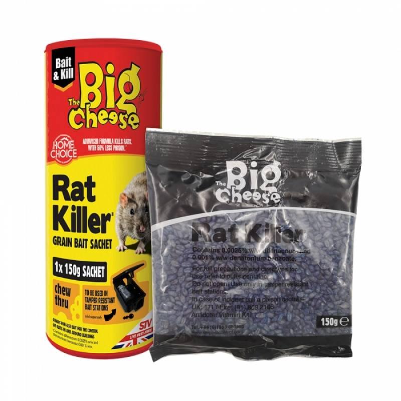 Rat Killer2 - Grain Bait Sachet