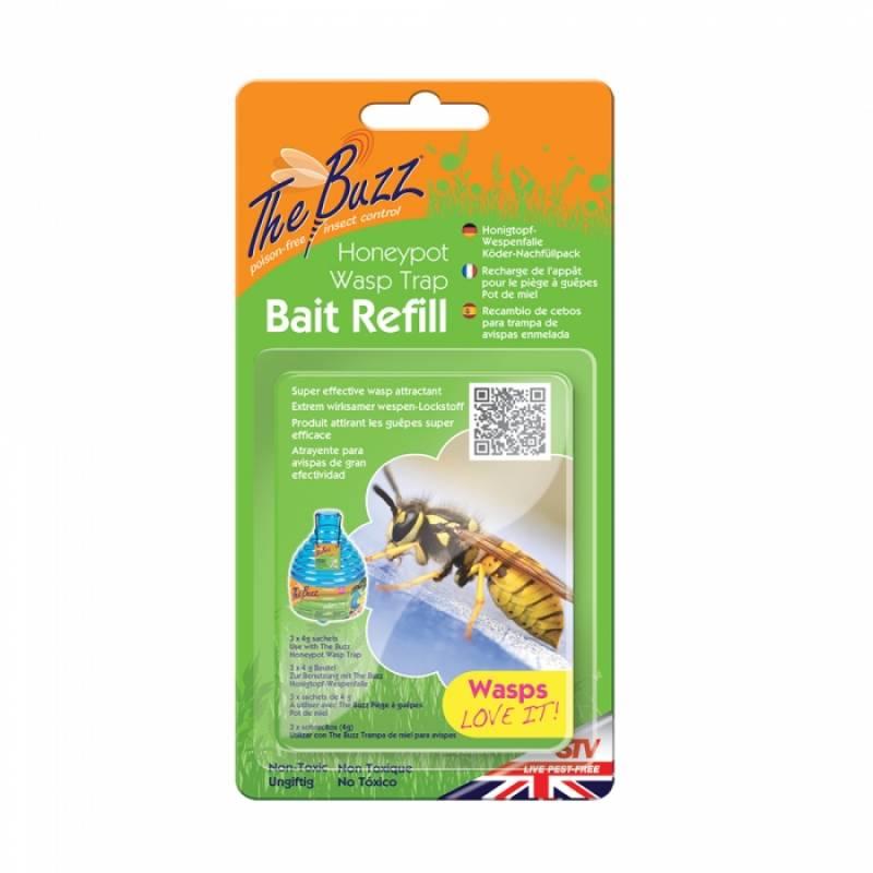 Honeypot Wasp Trap Bait Refill