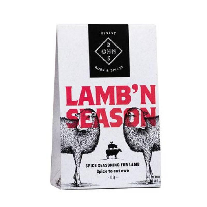 Bohn's Lamb'N Season