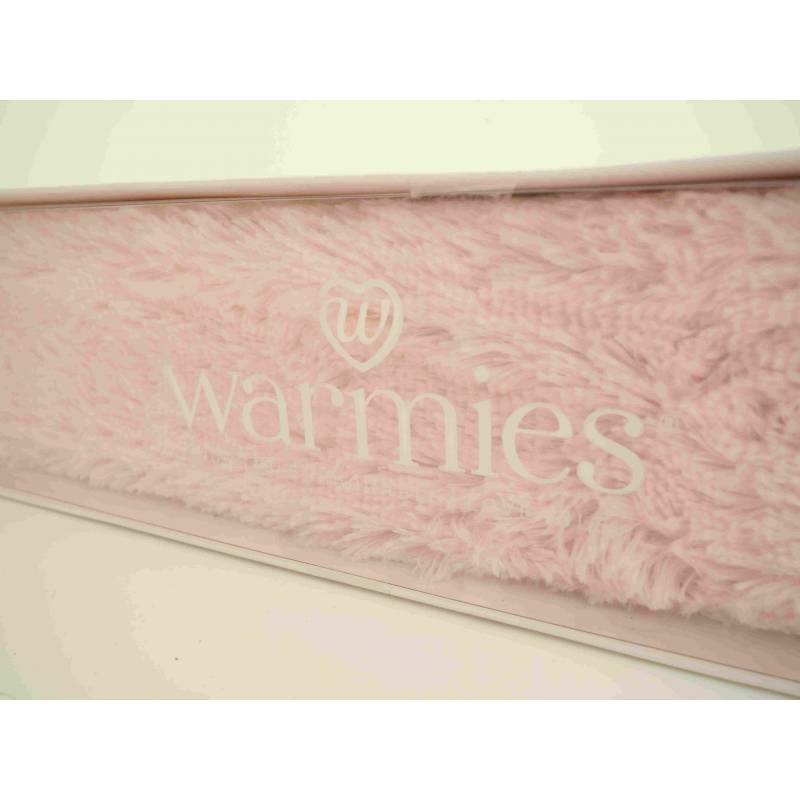 Extra Long Hot Water bottle Pink - Warmies