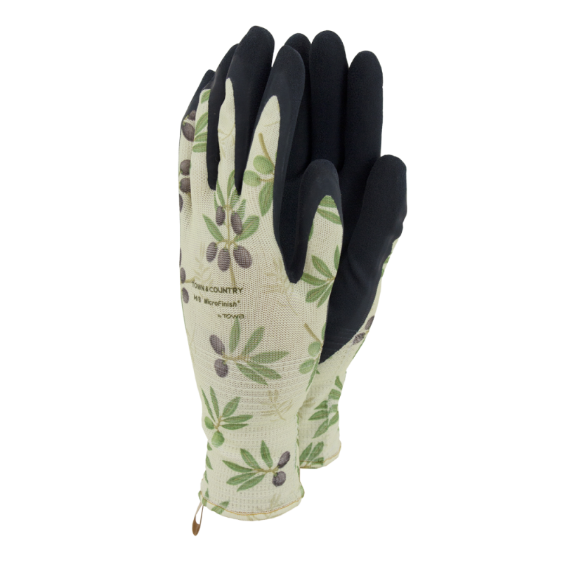 Town and Country Mastergrip Patterns Olive Size (M)