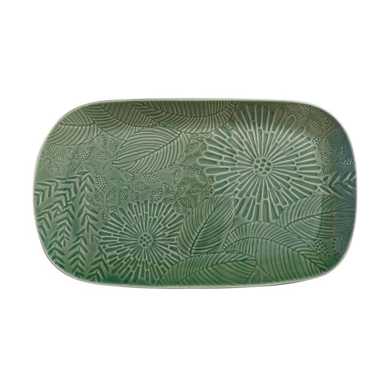 Maxwell & Williams Panama 39cm Oblong Kiwi Platter