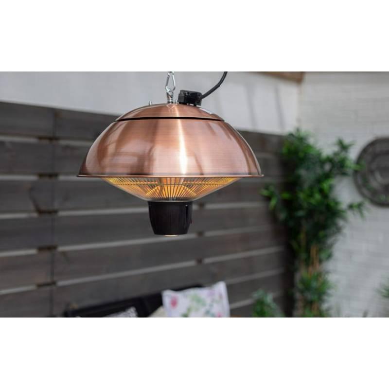 Hanging Mushroom Heater Copper (Coming Soon)