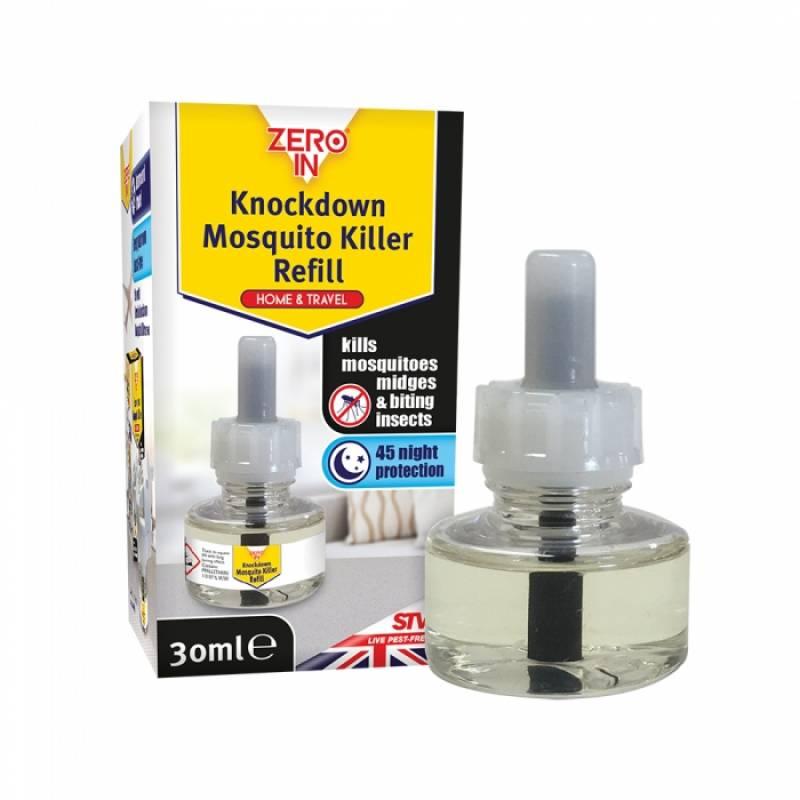 Knockdown Mosquito Killer Re-fill 30ml