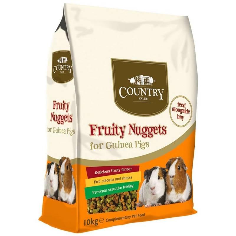 Fruity Nuggets Guinea Pig