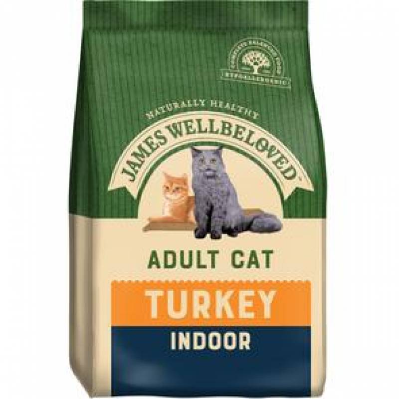 Cat Adult Indoor 1.5kg
