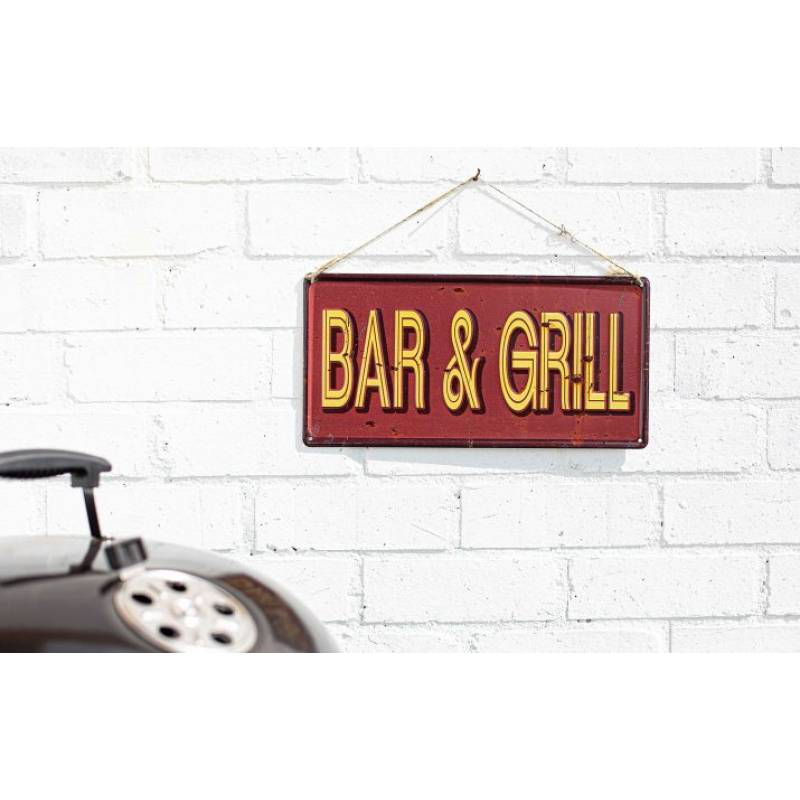 Bar & Grill Sign (Coming Soon)