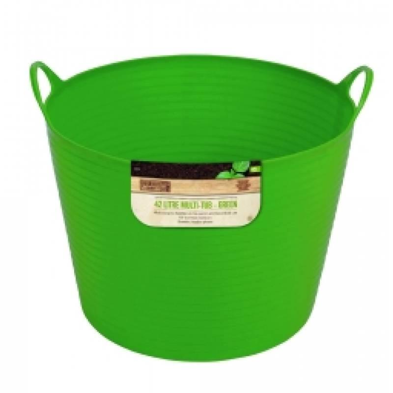 Large Green Flexi Tub
