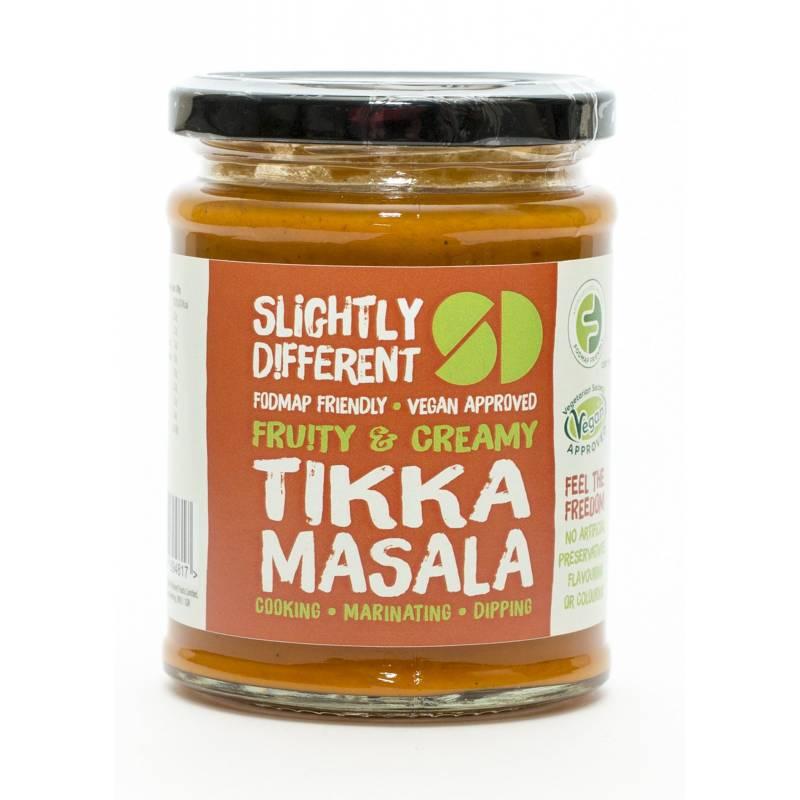 Slightly Different Tikka Masala Sauce