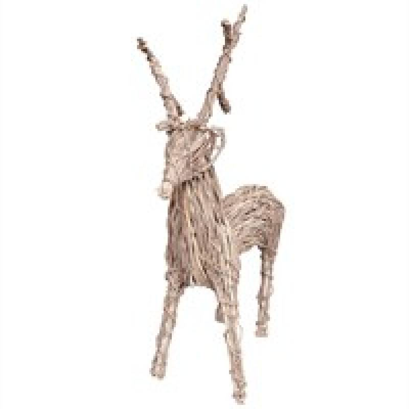"""42"""" Vine Reindeer"""