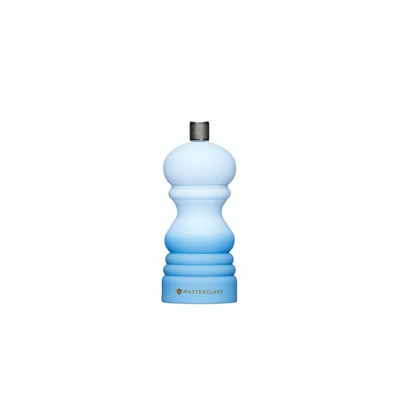 MasterClass Salt or Pepper Mill 12cm Blue Ombré