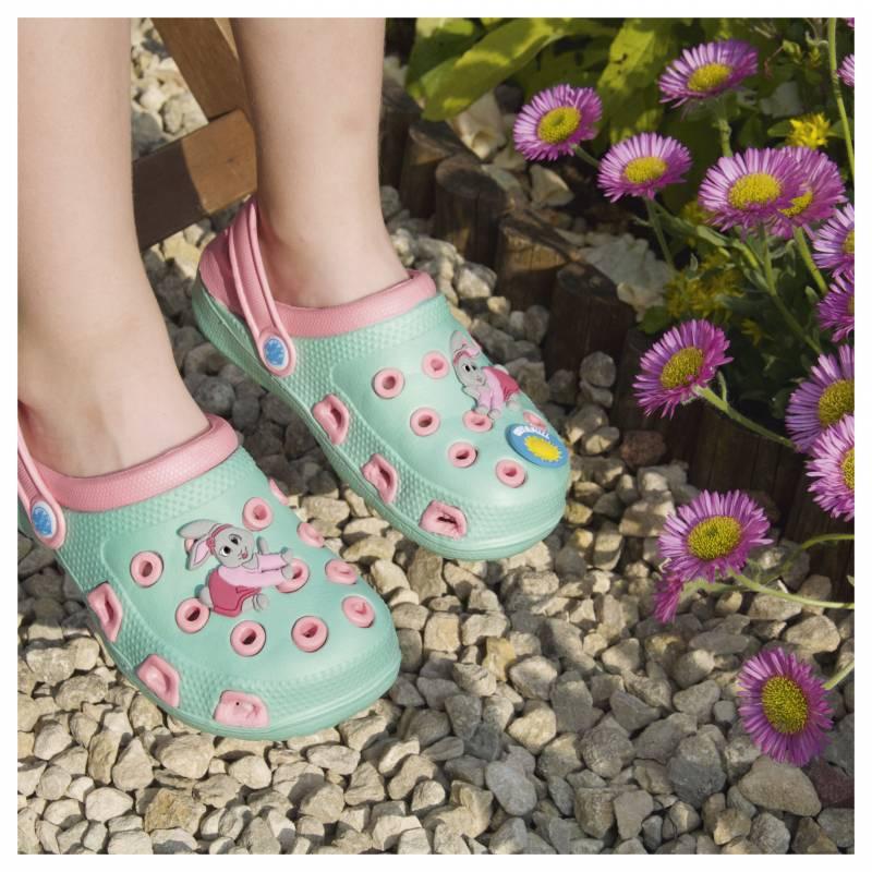 Lily Bobtail Clogs