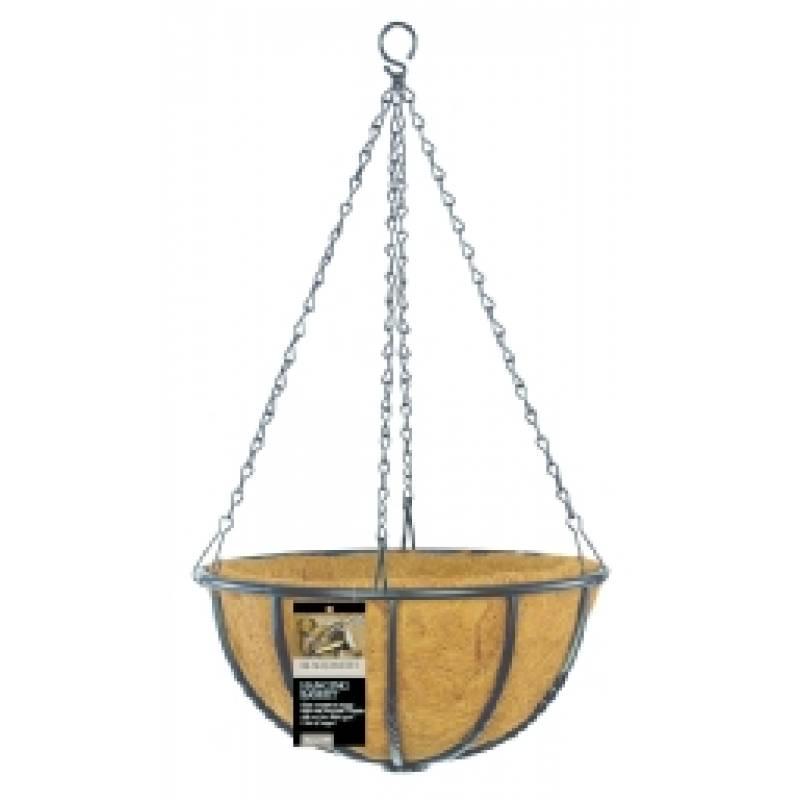 """40cm (16"""") Blacksmith Hanging Basket"""