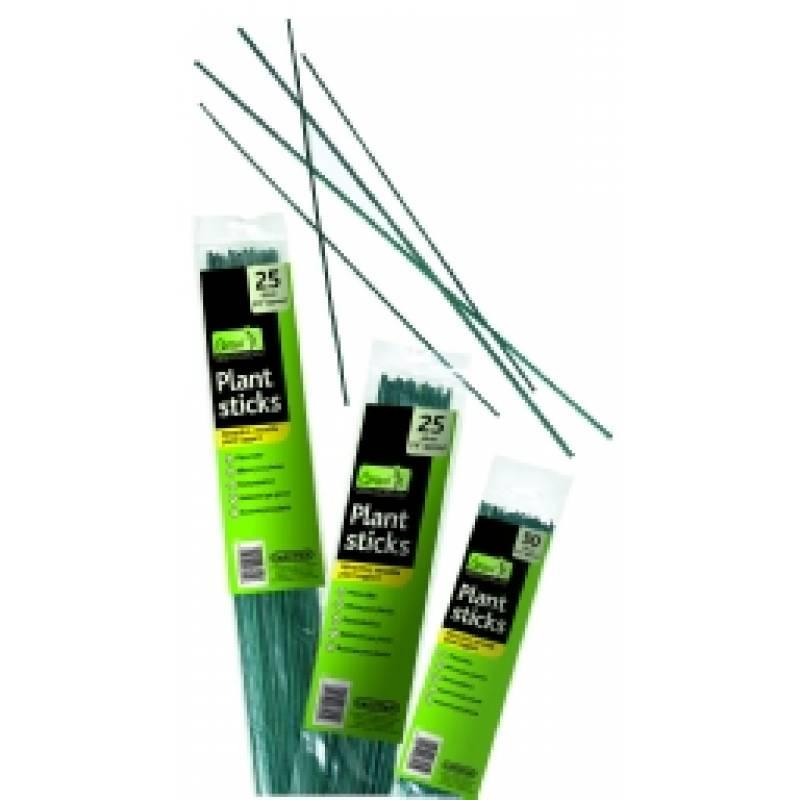 "40cm (16"") Bamboo Plant Sticks (25)"