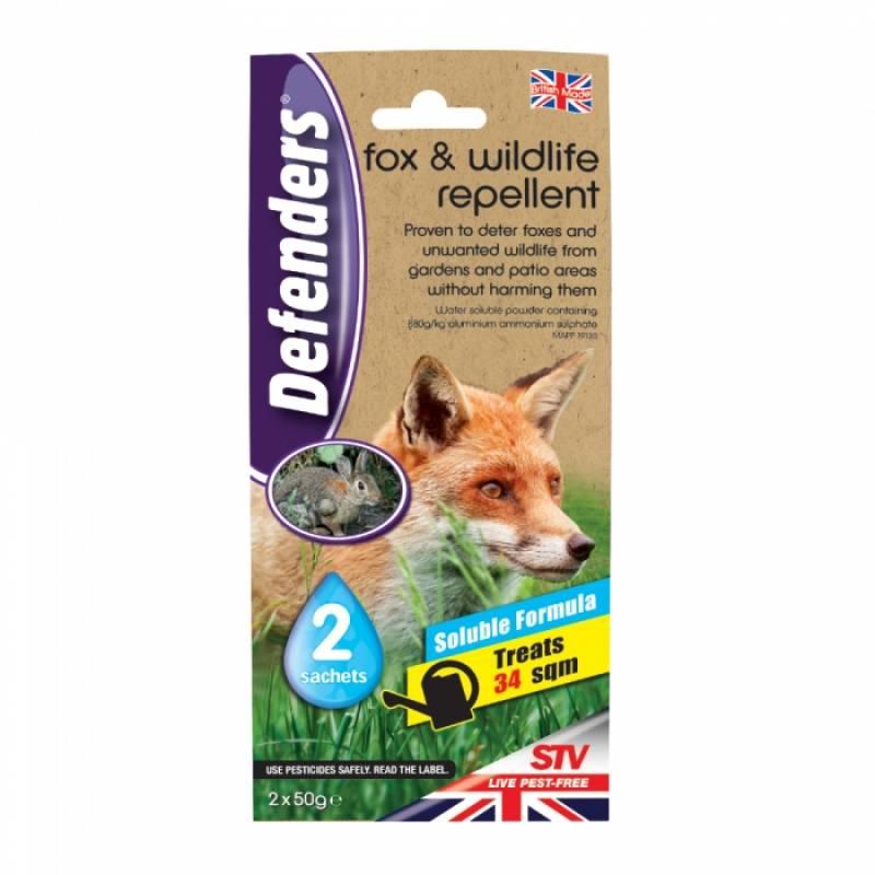 Fox & Wildlife Repellent 2x50g
