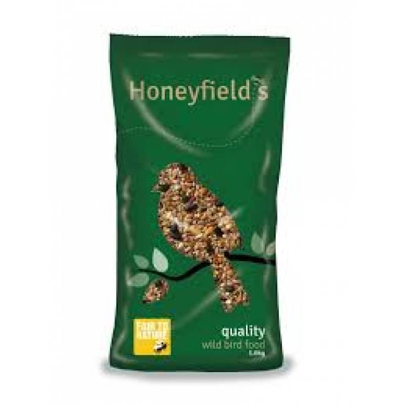 Honeyfields Quality Wild Bird Feed 5Kg