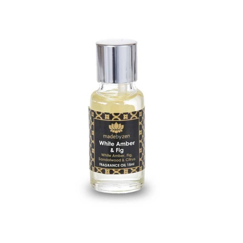 White Amber & Fig Fragrance Oil