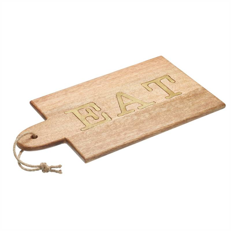 Artesà Mango Wood Paddle Serving Board