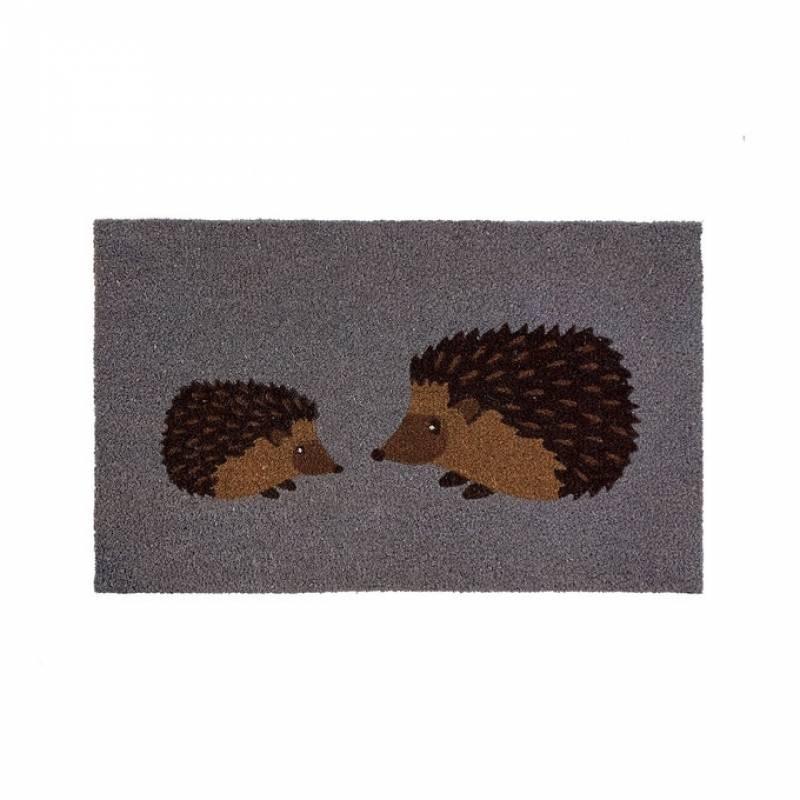 Indoor Mat Hedgehog 50X75
