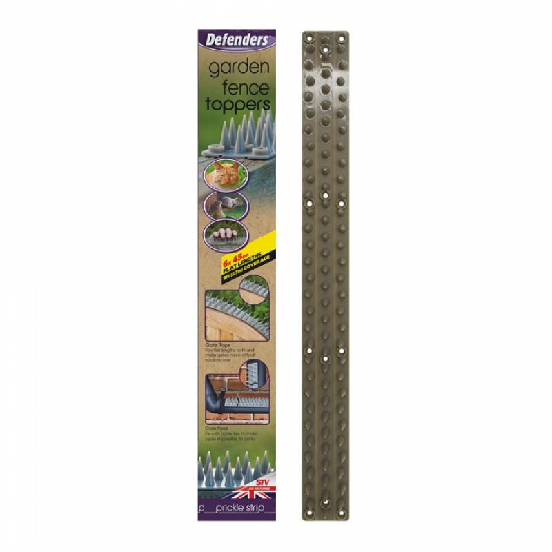Prickle Strip Garden Fence Toppers boxed - 6 pack