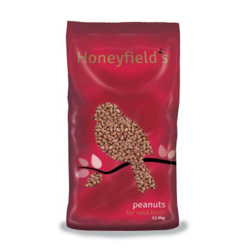 Honeyfields Peanuts 12.6kg