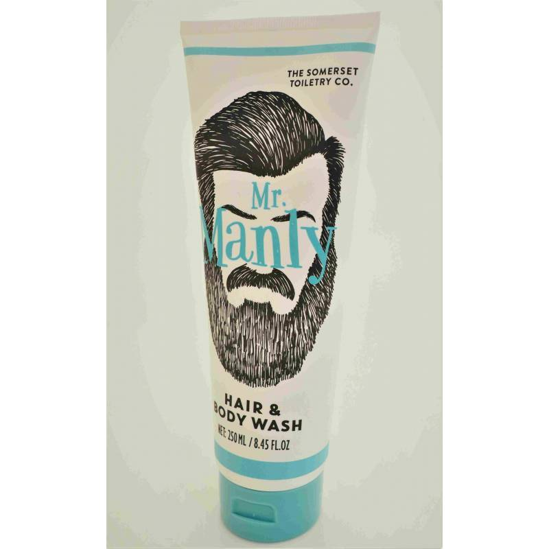 Mr Manly Hand and Body Wash