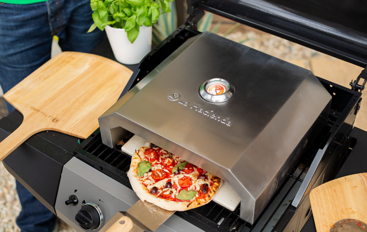 BBQ Pizza Oven Stainless