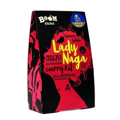 Boom Kitchen Lady Naga Curry Kit