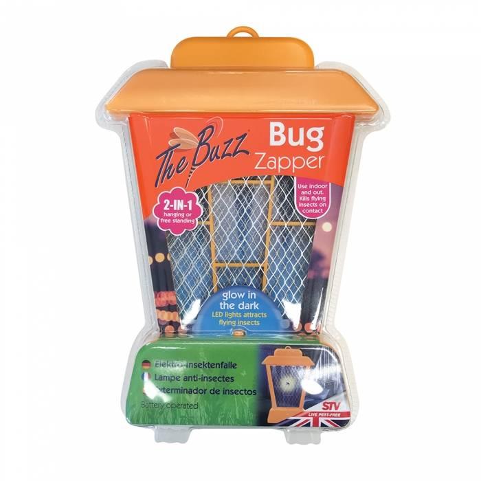 Bug Zapper Lantern