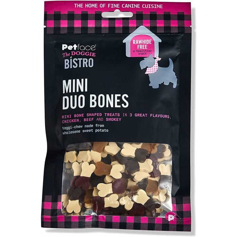 Mini Duo Bones 125g.