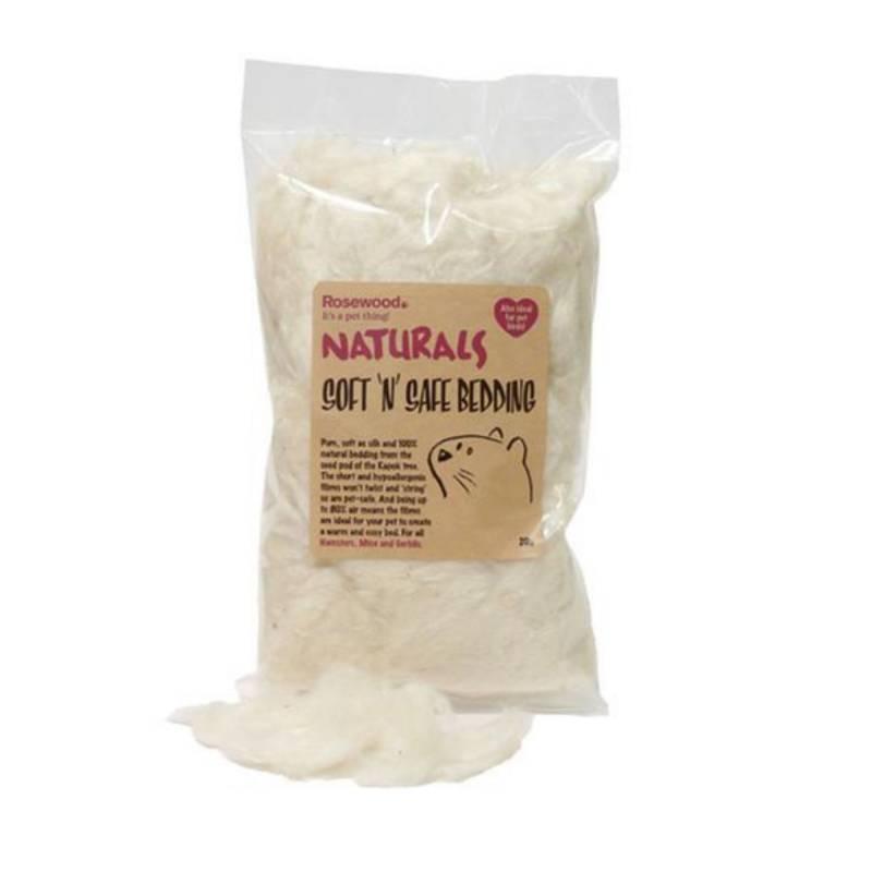 Rosewood Natural Soft 'n' Safe Bedding