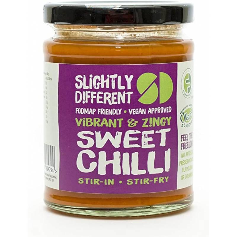 Slightly Different Sweet Chilli Sauce