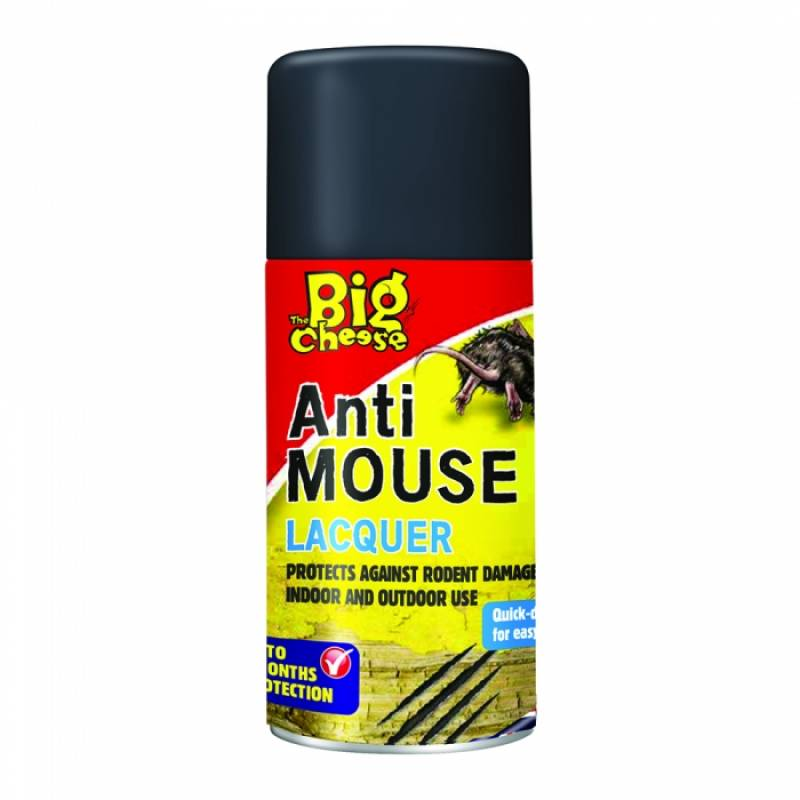 Anti Rodent Lacquer 300ml Aerosol