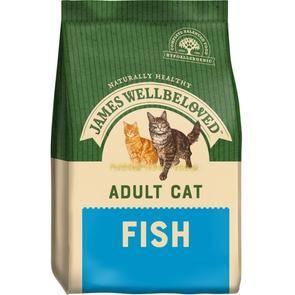 Cat Adult Fish Food 1.5kg