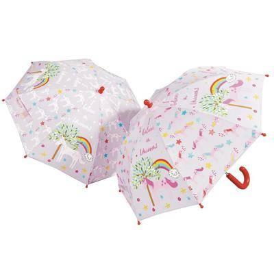 Colour Changing Umbrella Unicorn