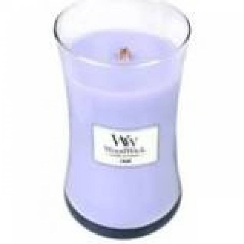 Woodwick LARGE JAR LILAC