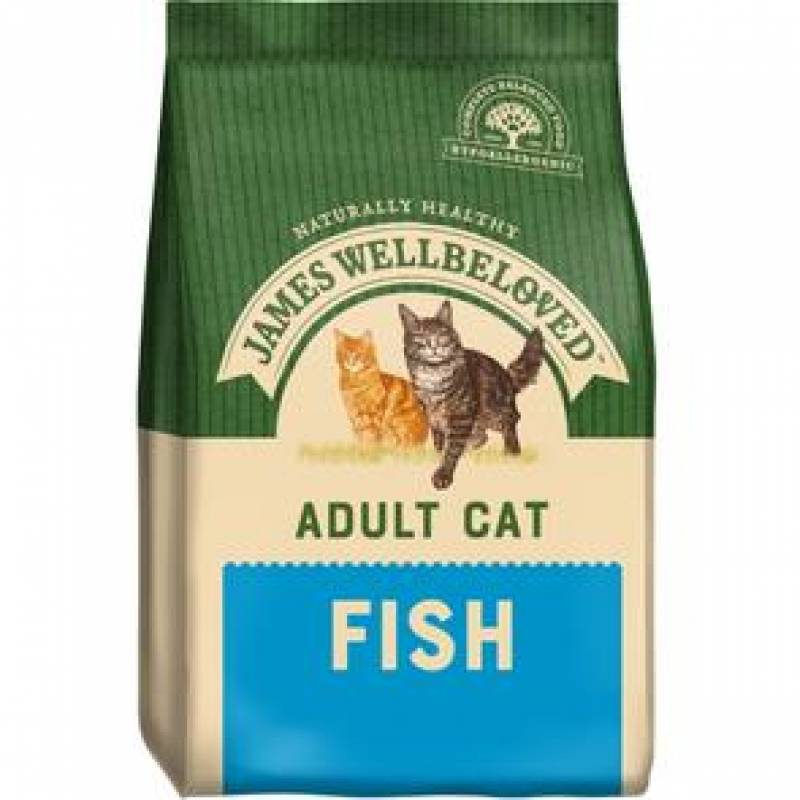 Cat Adult Fish Food 1.5kg