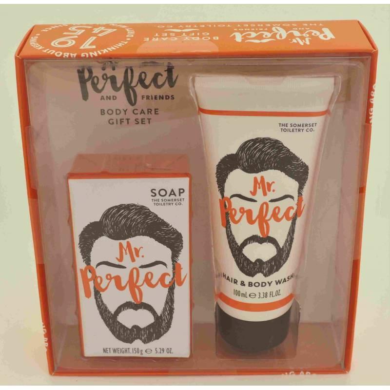 Mr Perfect Gift Set