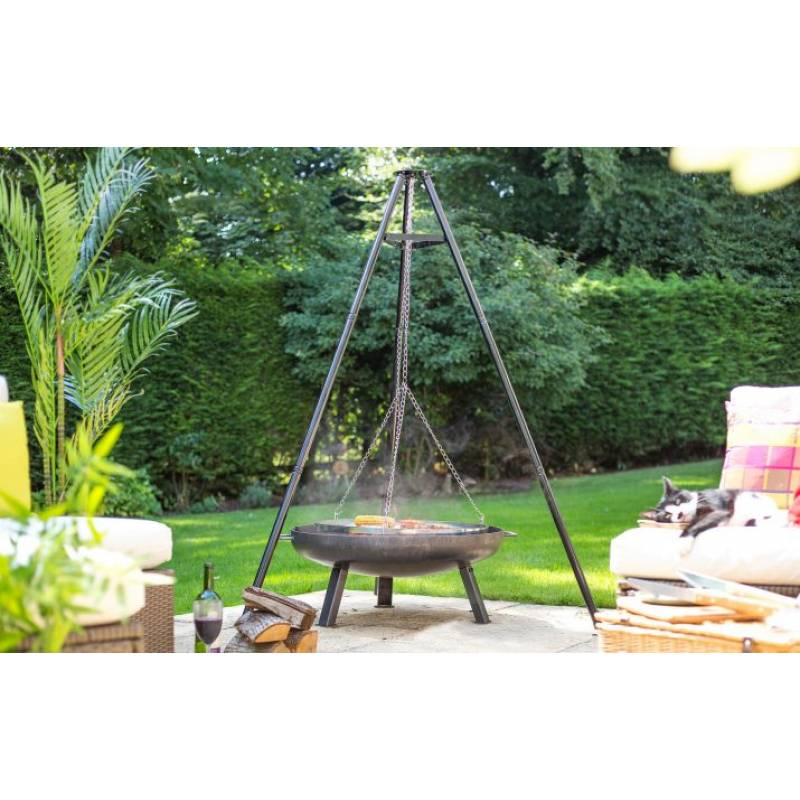Tripod With Hanging Grill (Coming Soon)