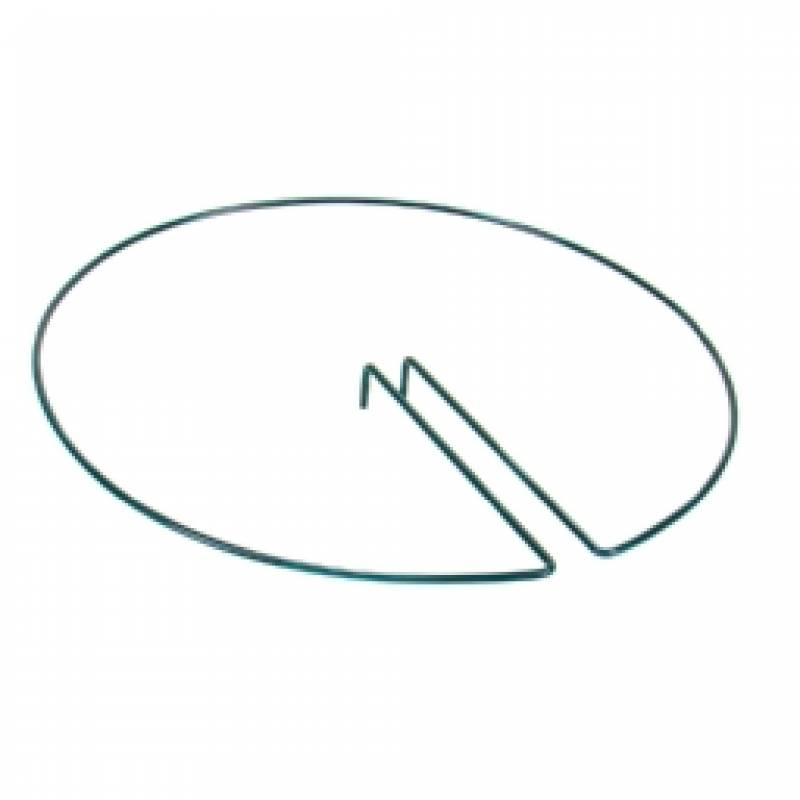 """30cm (12"""") Centric Support Ring"""