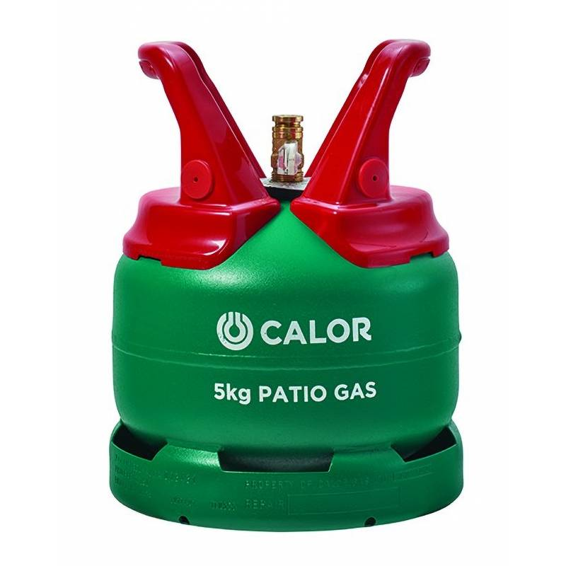 GAS - PATIO GAS 5KG
