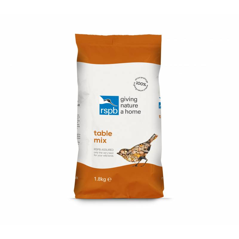 RSPB Table Seed Mix 1.8Kg