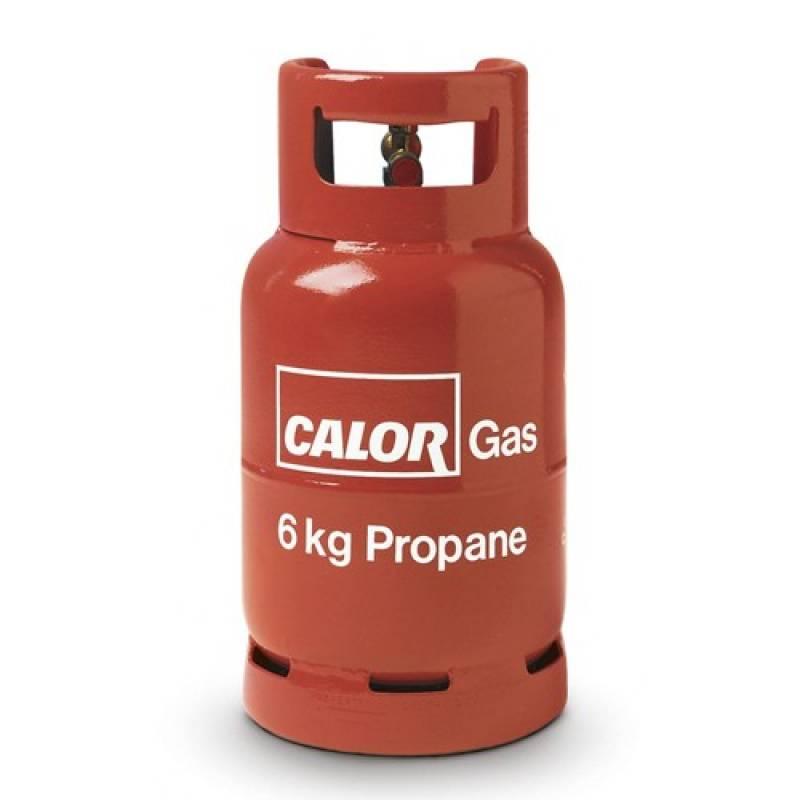 GAS - PROPANE 6KG
