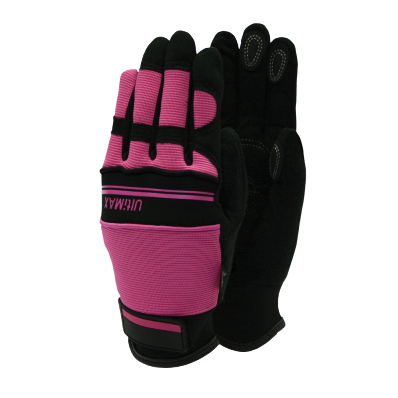 Town and Country Ultimax Pink Gloves (M)
