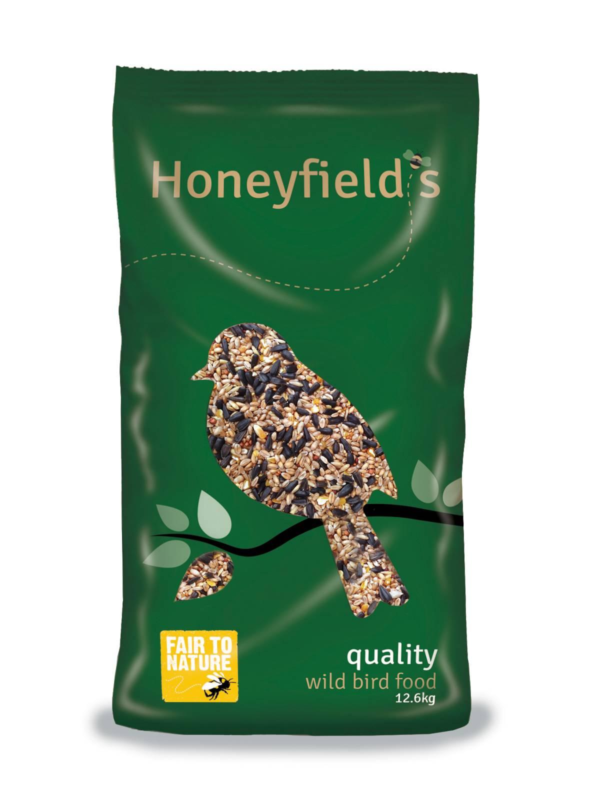 Honeyfields Quality Wild Bird Feed 12.6Kg