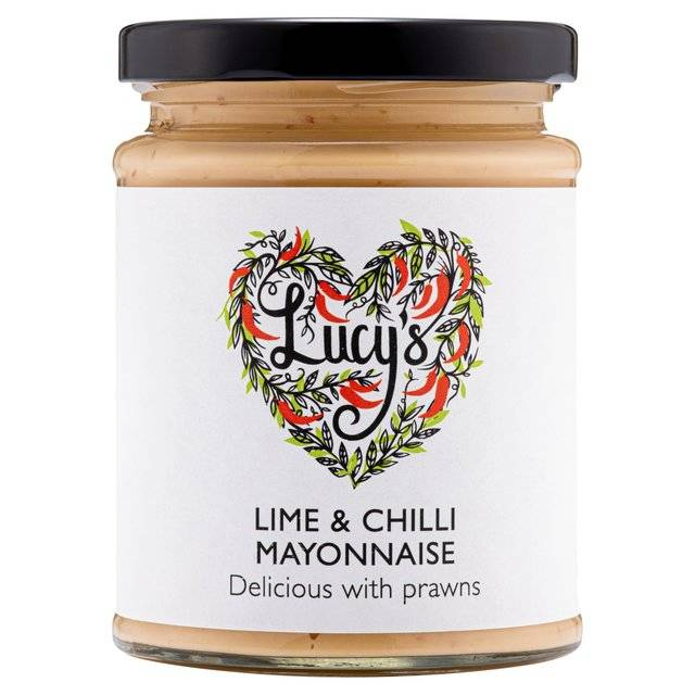 Lucy's Lime Chilli Mayo 250g (Out of Stock)