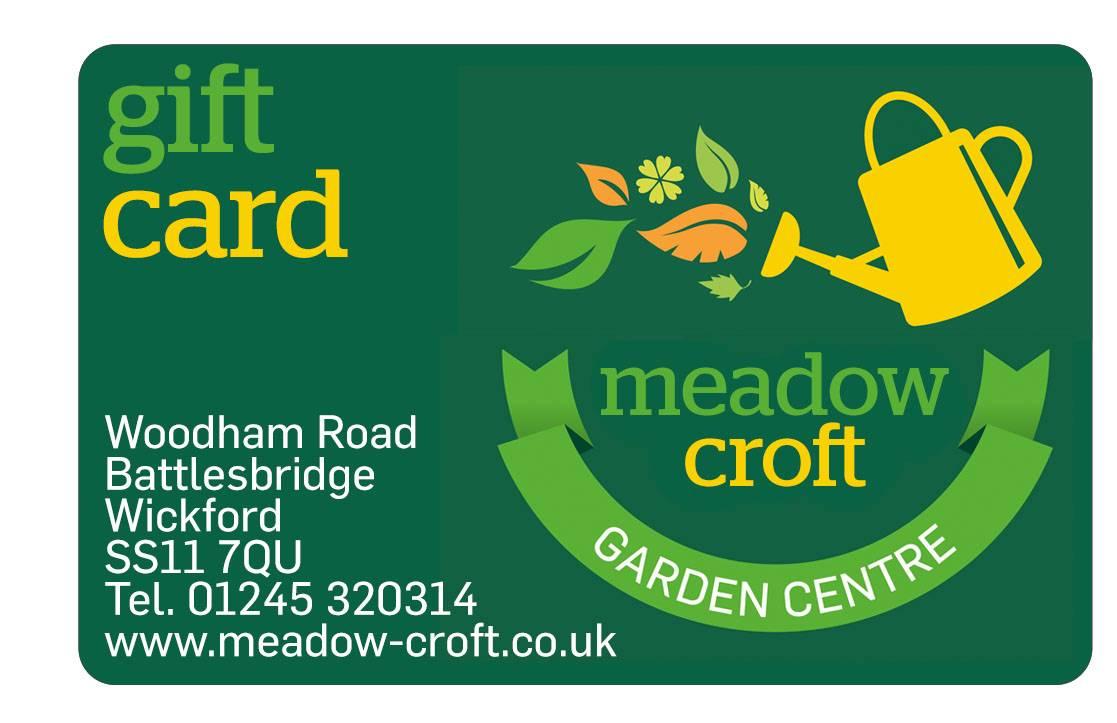 Meadow Croft Gift Card